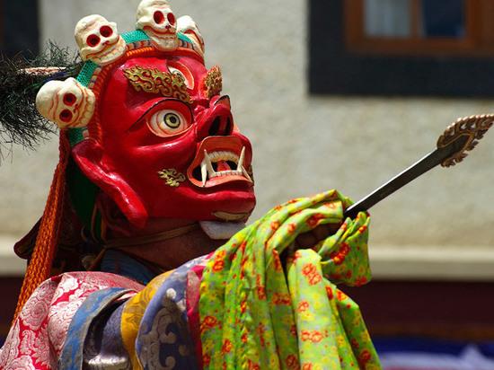 Фестиваль тибетской культуры ждет калмыцких буддистов