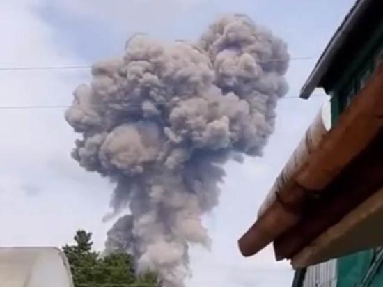 Взрывы на заводе в Дзержинске: предыдущий был два месяца назад