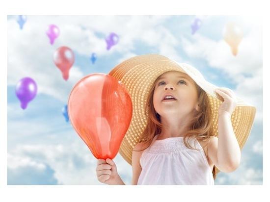 Юным серпуховичам подарят воздушные шарики