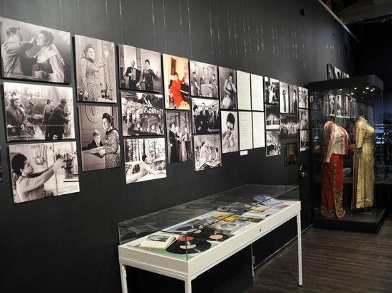 Бахрушинский музей посвятил выставку Людмиле Зыкиной