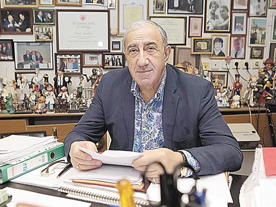 Знаменитый кардиохирург Давид Иоселиани празднует юбилей - здоровье