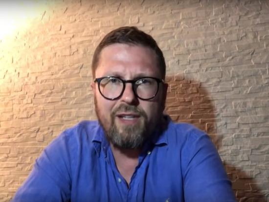 Блогер Шарий объявил о создании своей партии на Украине