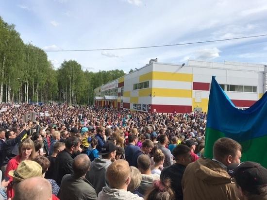 Сыктывкар сказал своё слово о Шиесе: крупнейший митинг прошёл в столице Коми
