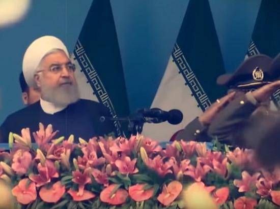 Тегеран: первая пуля в Персидском заливе сделает нефть дороже $100