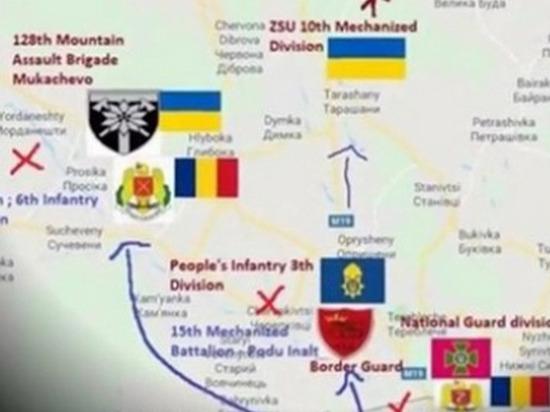 Украинские силовики изучают материалы о возможном захвате Буковины Румынией