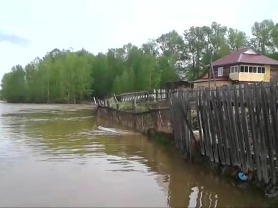 В двух поселках Хабаровского края прекратилось подтопление