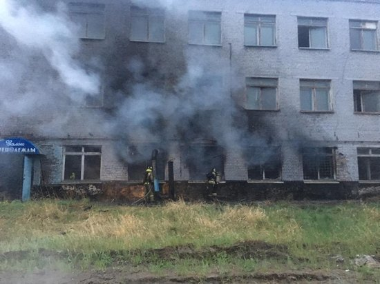 «Усольехимпром» горел в 16-й раз