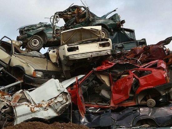 Житель Ярославля сдал автомобиль соседа в металлолом