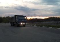 Жители Архангельска возмущаются вывозом мусора из ЯНАО на их свалку