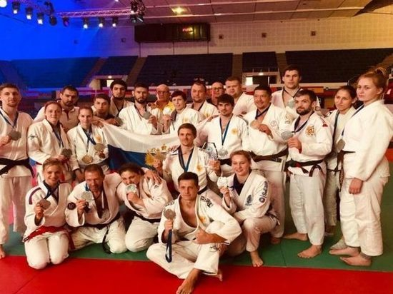 Конаковская спортсменка взяла две медали на чемпионате Европы по джиу-джитсу