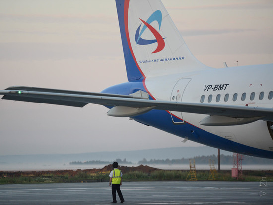 «Уральские авиалинии» вошли в международный ТОП-100 самых