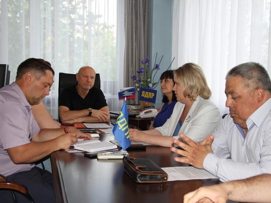 Татьяна Казармщикова - новый руководитель фракции ЛДПР в Законодательном Собрании