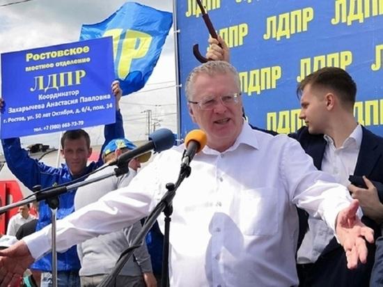 В Ростове Великом мужчина погиб от внезапного счастья, подаренного Жириновским