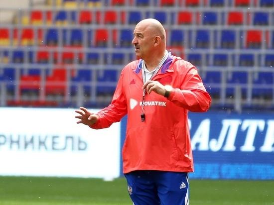 Сборная России в контрольном матче забила 6 голов в ворота