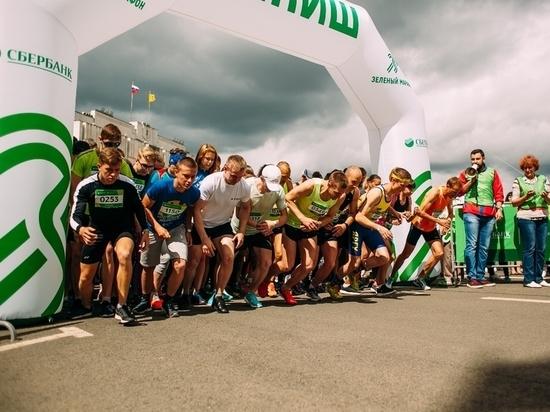 В Ярославле состоялся «Зелёный Марафон»