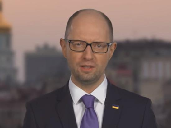 Пресс-секретарь Яценюка опровергла его бегство с Украины