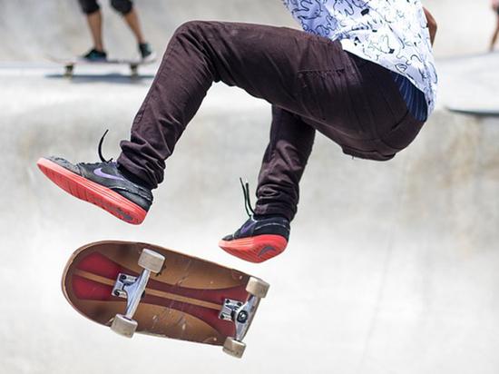 В Санкт-Петербурге прошёл чемпионат России по скейтбордингу в дисциплине «Парк»