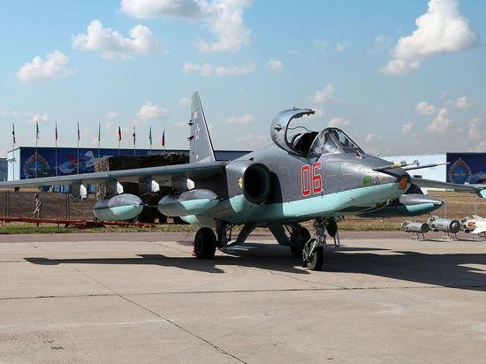 Названы преимущества поступающих в войска штурмовиков Су-25СМ3