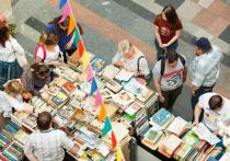 Книжный фестиваль «Красная площадь» в этом году проходит с небывалым размахом