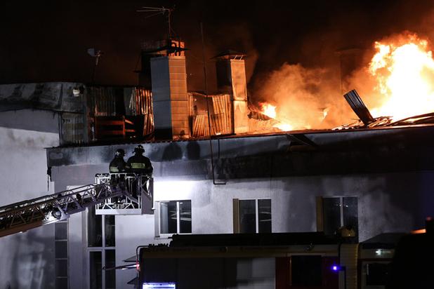 За гибель восьмерых пожарных будут судить их начальника
