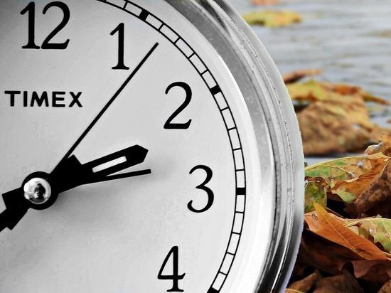 Отмена перевода часов в Германии и Европе откладывается