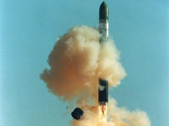 ВКС России провели успешные испытания новой ракеты системы ПРО