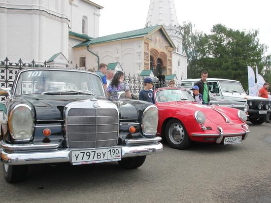 В Ярославле пройдет ежегодное ралли ретроавтомобилей