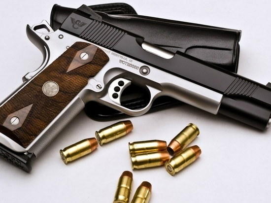 Крымчанам предложили сдать нелегальное оружие за вознаграждение