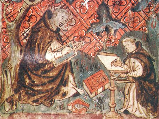 Как бороться с прокрастинацией: опубликованы «советы средневековых монахов»