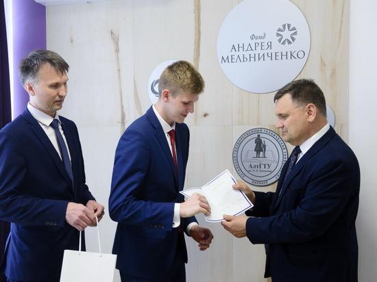 Первых «Наследников Ползунова» выпустили в Барнауле