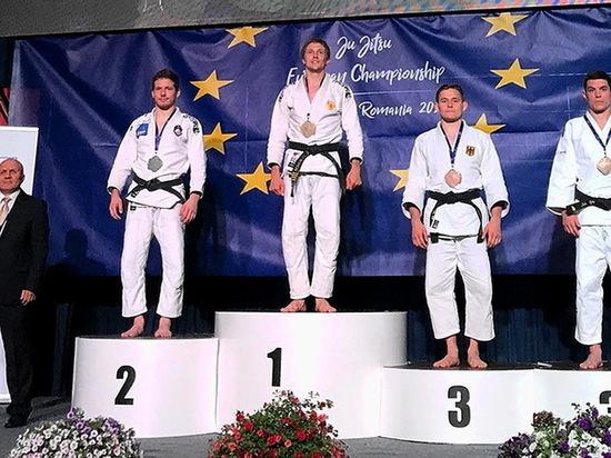 Воронежский атлет победил на чемпионате Европы по джиу-джитсу