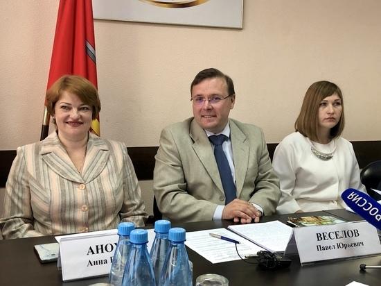 Председатель тульского Избиркома: «У нас будет активная избирательная кампания»