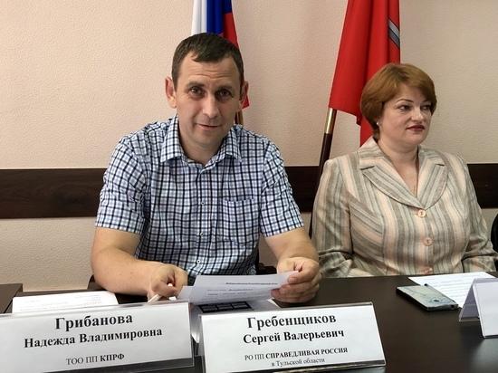 Сергей Гребенщиков: диалог с партиями в Туле выстроен