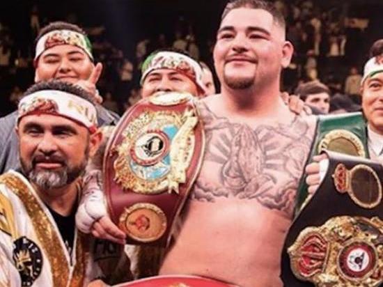 Боксер Руис хочет провести реванш в Мексике, промоутеры Джошуа против
