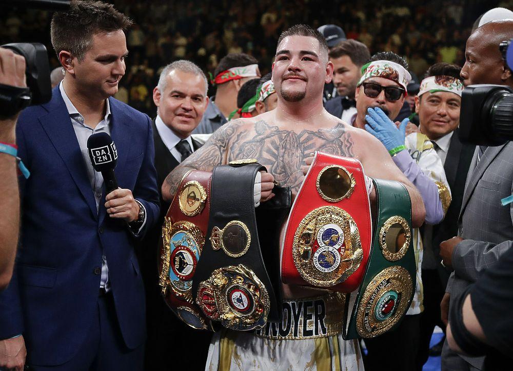 Бокс — не бодибилдинг: колоритные толстяки, преуспевшие на ринге
