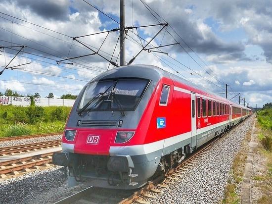 Deutsche Bahn позеленеет к 2038 году