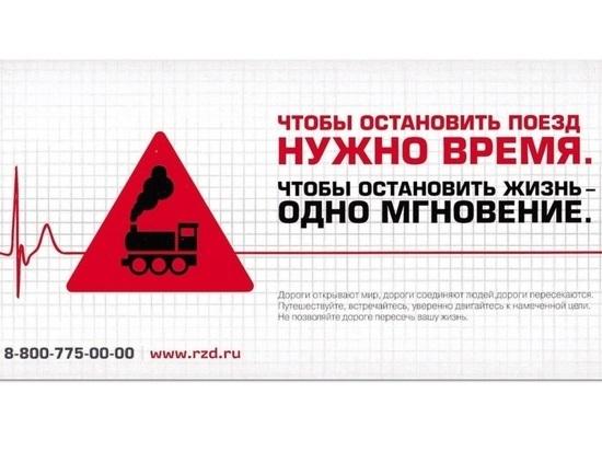В Ярославской области пенсионерка погибла под колесами поезда