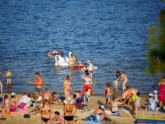 15 июня в Волгограде открывается купальный сезон