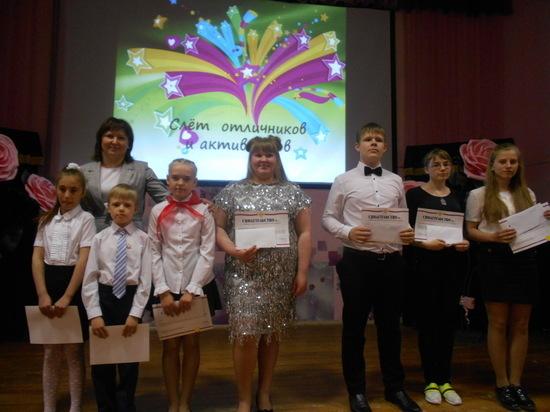 Лучшие ученики Новосибирской школы №94 получили депутатские стипендии