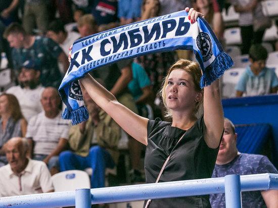 Новосибирский хоккей играет по телевизионным правилам