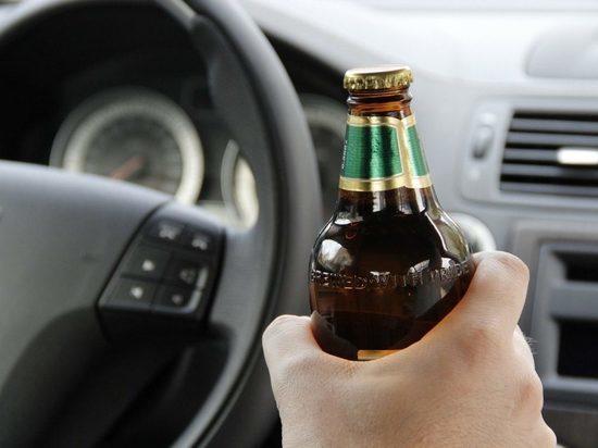 На калмыцких дорогах не переводятся пьяные водители