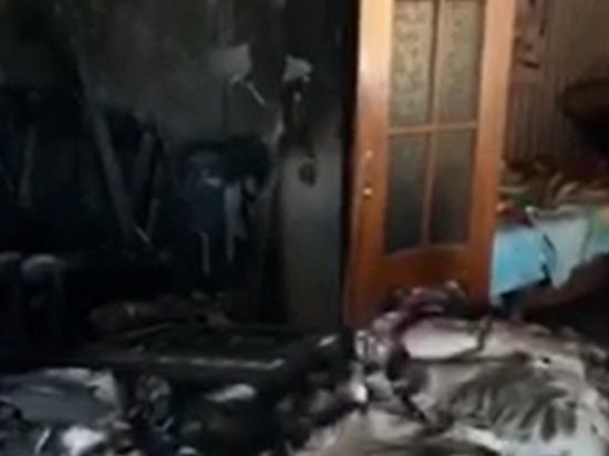 Подробности страшного пожара на юго-западе Москвы: погибла семья бывшего замминистра