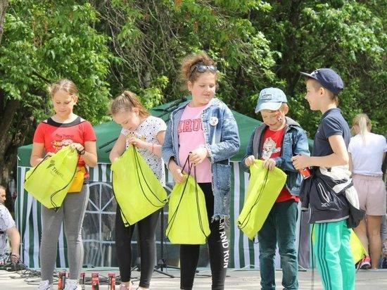 ПАО «ТНС энерго Ярославль» дарит детям улыбки