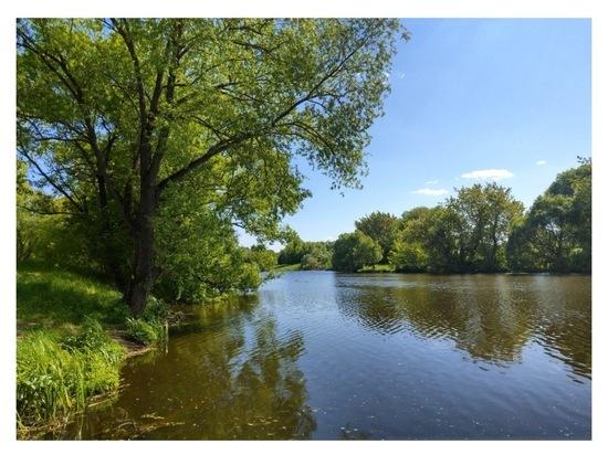 В Серпухове продолжат благоустраивать прибрежную зону реки Нары