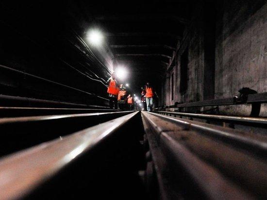 Пассажир выжил после падения нарельсы насерой ветке московского метро