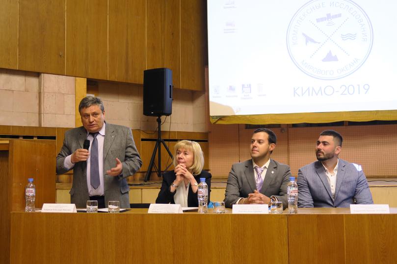 Выступление А.И. Кубрякова на конференции