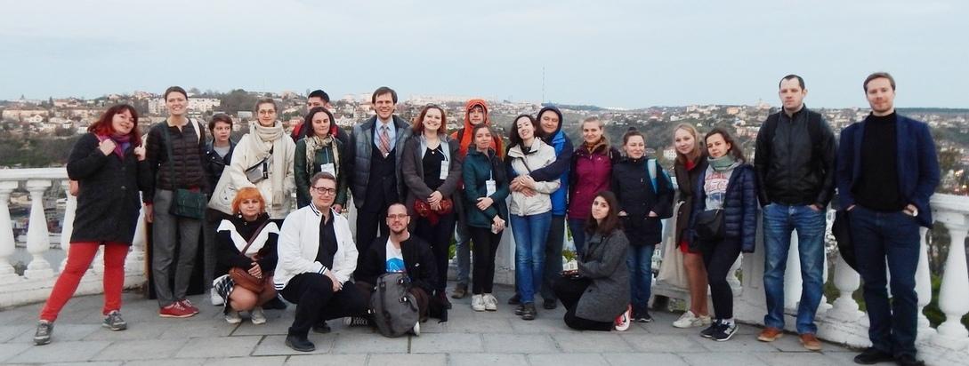 Групповое фото участников конференции