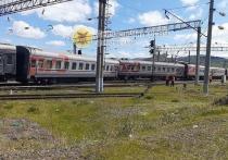 Пассажиры сошедшего с рельсов поезда в Забайкалье получат компенсацию