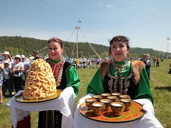 В Башкирии торговлю спиртным ограничили в дни народных гуляний