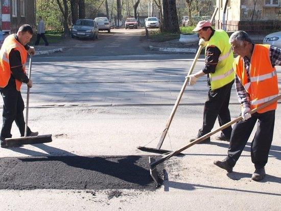 Составлен график ремонта улиц Хабаровска (СПИСОК)